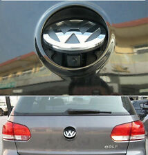 Volkswagen Rotating Rearview Camera VW logo Flip Backup for CC Golf Passat Polo