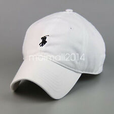 Men Women Polo Fine Embroidery Classic Unisex Tenni Baseball Adjustable Hats Cap