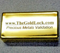 Gold Lock  Activator - Use with Tester to See Tungsten Inside of Gold & Silver