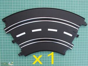 Artin 1:32 Slot Car Road Racing Track Curve x 1 Replace Upgrade or Extend