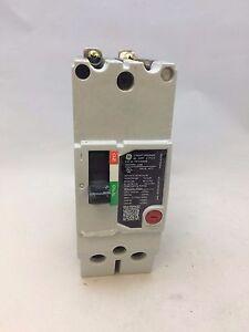 GE GENERAL ELECTRIC TEYL2060B 60A 2P 277V CIRCUIT BREAKER