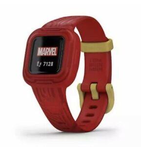 Garmin vívofit jr. 3 Activity Tracker - Marvel Iron Man New