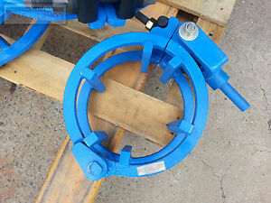 8 inch Pipe Welding External Alignment Clamp Lever Type