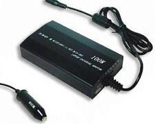 Universal Notebook Power Adapter 100W Home & Car Multi Purpose
