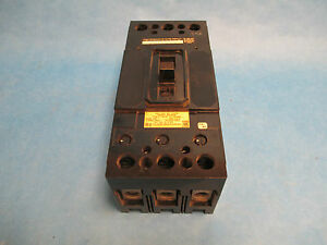 ITE Circuit Breaker ET-4744, 150A 600V 3 Pole FJ Frame