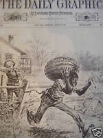 1888 New York Daily Graphic-Aug 8-City of New York Ship