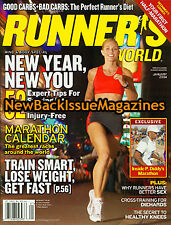 Runner's World 1/04,Kristia Knowles,January 2004,NEW