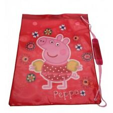 Peppa Pig Tropical Swim Bag - WaterProof Bag for all your Swim Gear - Ships Free