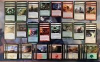 ELITE Sliver Deck - Very Powerful - MTG Magic the Gathering - Ready to Play!!!