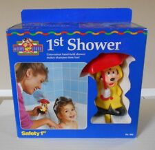 New In Box Disney Mickey Mouse Baby's First Shower Nozzle and Attachment