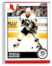(HCW) 2010-11 Score Glossy #385 Pascal Dupuis Penguins Mint