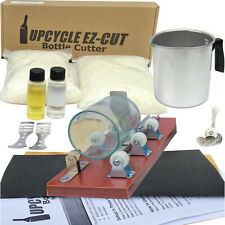 Deluxe Candle Making Kit with Bottle Cutter to Make Candles Out of Wine Bottles