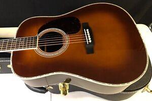 Unplayed 2021 Martin Standard Series D41 Acoustic Guitar Ambertone Original Case