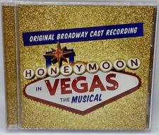 Honeymoon in Vegas: The Musical (CD, Jan-2015, Universal Distribution)