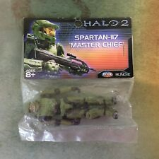 Halo 2 Spartan-117 Master Chief Bungie Joyride Mini Figure 2004 - Free Shipping!
