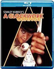 NEW BLU RAY - CLOCKWORK ORANGE - STANLEY KUBRICK - Malcolm McDowell,