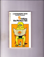 "Stalking The Perfect Tan 1981-Strip Reprints Paperback-""Doonesbury Book ! """