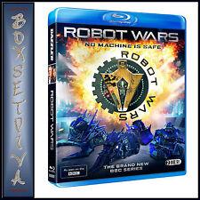 ROBOT WARS - THE BRAND NEW BBC SERIES  **BRAND NEW BLURAY**