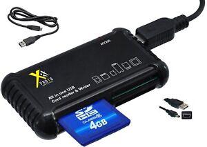 Speicherkarten Lesegerät für Canon Powershot SD4500 SD4000 SD3500