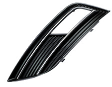 Chrom Paraurti griglie di aerazione Anteriore Destra Audi A4 B8 8k 11-15. Nuovo!