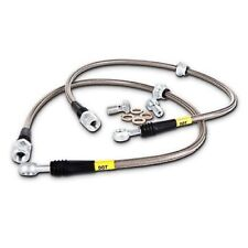 StopTech 950.61001 Stainless Steel Front Brake Lines Front For 94-04 Mustang