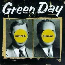 Nimrod - Green Day CD WARNER MUSIC