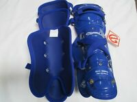 DIAMOND DLG-850WD BASEBALL/SOFTBALL CATCHERS  LEG GUARD (VARIOUS COLORS)