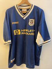 Tottenham Hotspur Spurs Football Shirt Away Pony Hp 1997/98 Xl Mens