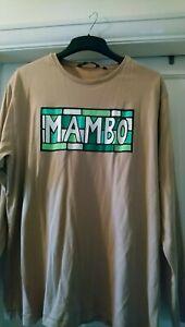 Mambo Long Sleeve Tshirt