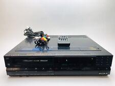 Sony Sl-Hf600 HiFi Stereo SuperBeta Stereocast Betamax Vcr