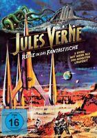 JULES VERNE-REISE IN DAS FANTASTISCHE - KARL MALDEN,HUGO STIGLITZ, 2 DVD NEUF