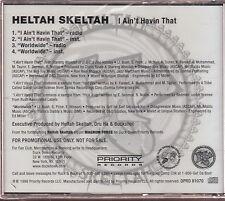 heltah skeltah limited edition cd new