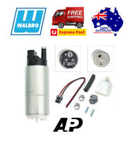 GENUINE WALBRO GSS342 255 LPH IN TANK HIGH PRESSURE FUEL PUMP UNIVERSAL KIT