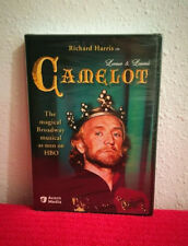 CAMELOT Richard Harris, Broadway Musical DVD, NEW SEALED!!!  FREE SHIPPING!