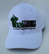"""Thai TSHIRT FACTORY"" ""www,ThaiTshirtFactory.com"" Thailand FLEXFIT Baseball Cap"