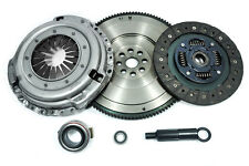 PPC CLUTCH KIT+HD FLYWHEEL JDM SPEC FITS 88-91 HONDA CIVIC EF9 CRX EF8 Si-R B16A