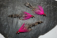 MICKEY FINN # 6 Streamer Fliegenfischen Meerforelle Saibling Forelle Top 3 St