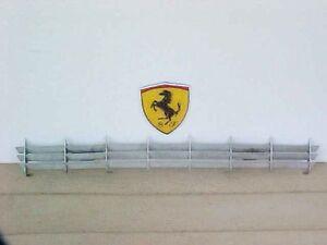 Ferrari Mondial Front Bumper Radiator Grille_Part Number 60652300_8_QV_OEM