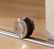 2m Terra 120G Bottom Rolling Stainless Steel Frameless Glass Door Sliding Kit
