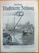 1943 German newspaper panzer east front Kharkow Hans Liska rivista tedesca