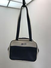 99c47fab11 Dolce   Gabbana Shoulder Bag Navy Canvas Woman Authentic Used