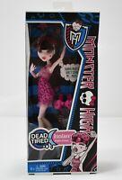 Monster High Draculaura Doll Dead Tired 2012 Sealed