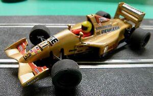 1/32 SCX  JORDAN PEUGEOT TOTAL RACING #11 F1 LOOSE N.O.S.