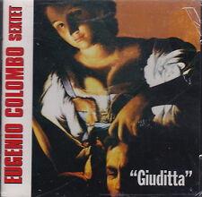 Giuditta by Eugenio Colombo Sextet (CD, 1995 NEL Jazz) Italian Import/Sealed!