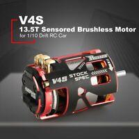 SURPASSHOBBY V4S 540 13.5T Sensored Brushless Motor for 1/10 Drift RC Car