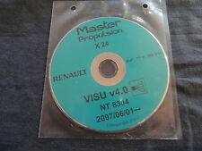 Renault Master Propulsion x24 2007 Atelier Manuel électrique schémas