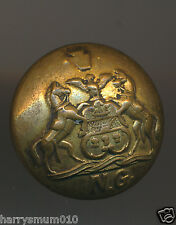 Military Livery button N G State arsenal