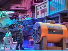 Empire Toy Works Custom Cast Fuel Tank Playset Diorama Star Wars 1:18 or 1:12