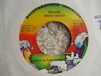 Melanie - Brand New Key / Some Say ( I Got devil ) - USA 45 jukebox
