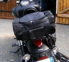 Sac sissi bar Cuir souple de vachette pour moto custom ( harley shadow virago VN